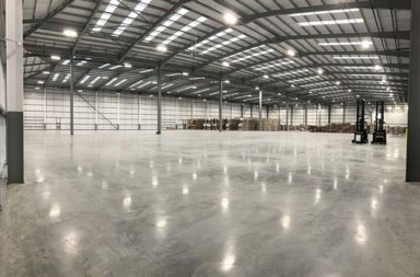 Ecolighting chosen by global company as best LED solution for new warehouse