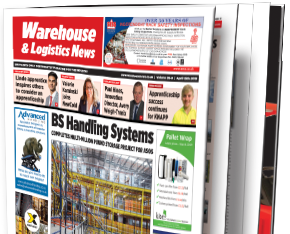 April 15th – Retailers continue to invest in growth BS Handling's solution for ASOS – LogisticsNEWS relaunched –JCB's new electric truck